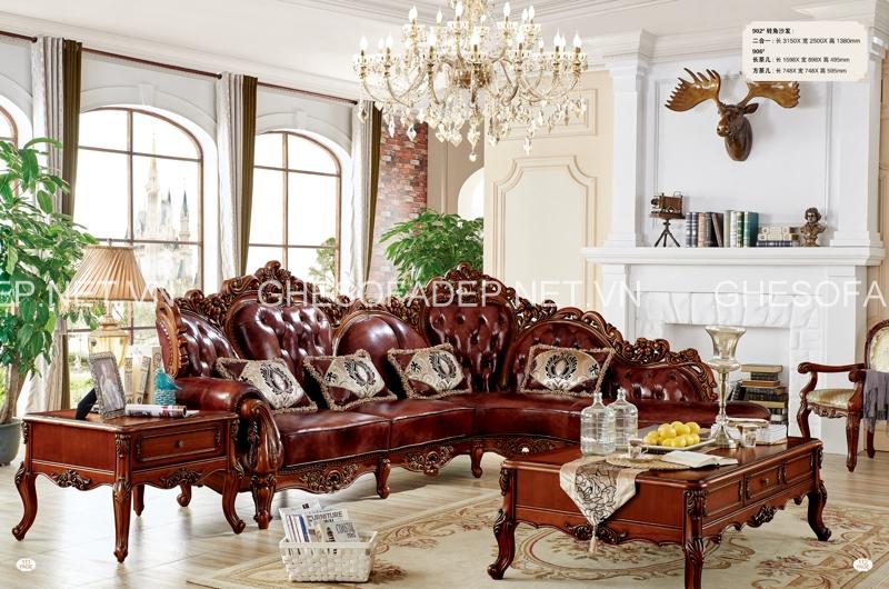 Chi phí để có thể sở hữu một chiếc ghế sofa cổ điển là không hề nhỏ, vậy nên trong khâu lựa chọn cần rất tỉ mỉ và thận trọng để tránh mua phải một sản phẩm không đáng tiền