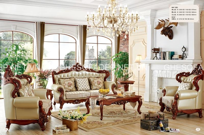 Giá sofa cổ điển quá đắt