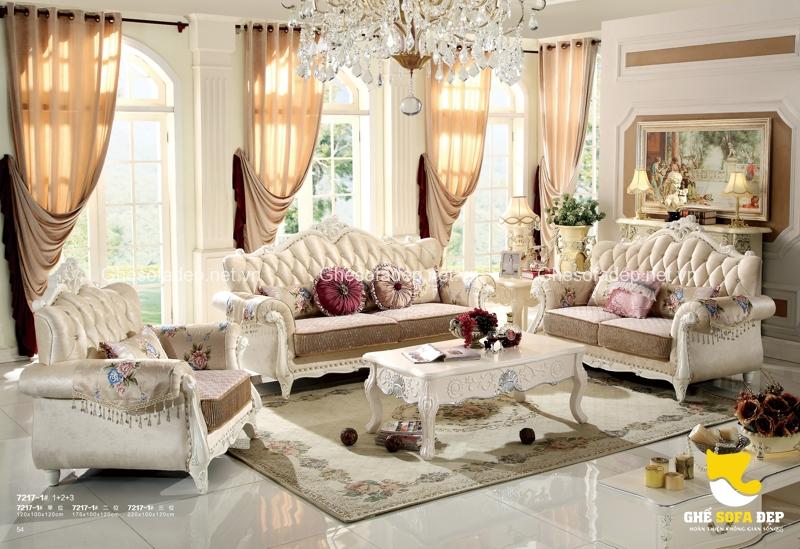 Tại sao nên lựa chọn ghế sofa cổ điển châu Âu tại Funika?