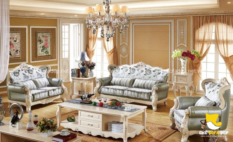 Đến với Funika, ai cũng có thể sở hữu sofa cổ điển