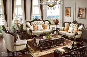 Giá sofa cổ điển không giống như những dòng sofa khác nên cần chọn địa chỉ uy tín để tránh bị hét giá và mua phải hàng kém chất lượng