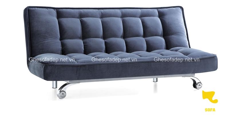 Mẫu sofa giường đáng yêu nhỏ gọn này có mức giá chỉ khoảng 7-9 triệu đồng
