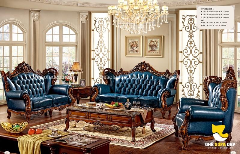 Mùa hè này những mẫu ghế sofa cổ điển nào sẽ lên ngôi?