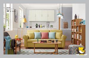 Cấu tạo hoàn hảo và chắc của sofa giường đa năng làm nên chất lượng của sản phẩm