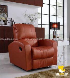 Hãy chú ý trong khâu vệ sinh ghế sofa thư giãn cao cấp để luôn giữ ghế trong tình trạng tốt nhất