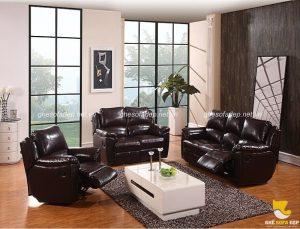 Bài trí sofa thư giãn