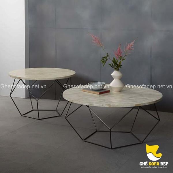 Những chiếc bàn lấy cảm hứng từ nghệ thuật gấp giấy Origami của Nhật Bản