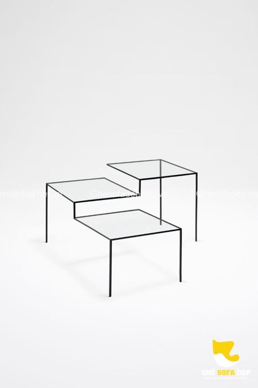 Hay một chiếc bàn trà có thiết kế siêu tối giản?