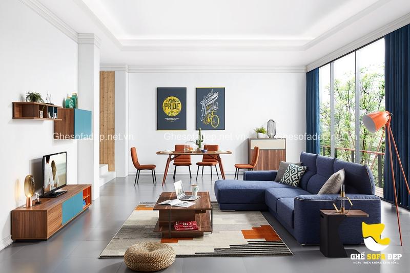 CJ112 là một lựa chọn lý tưởng cho phòng khách hiện đại