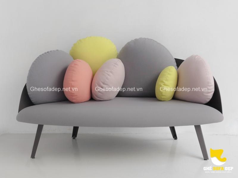 Chiếc ghế sofa với hình dáng thú vị và cá tính