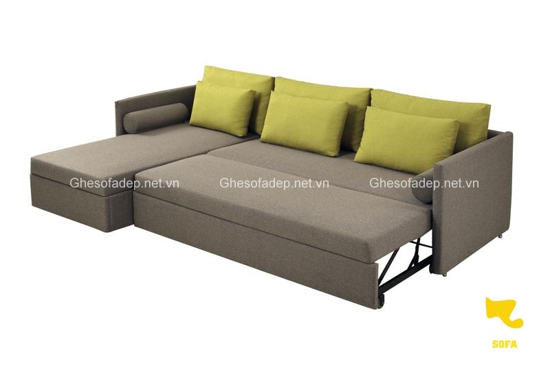Sofa giường thời trang với thiết kế thời thượng, hiện đại