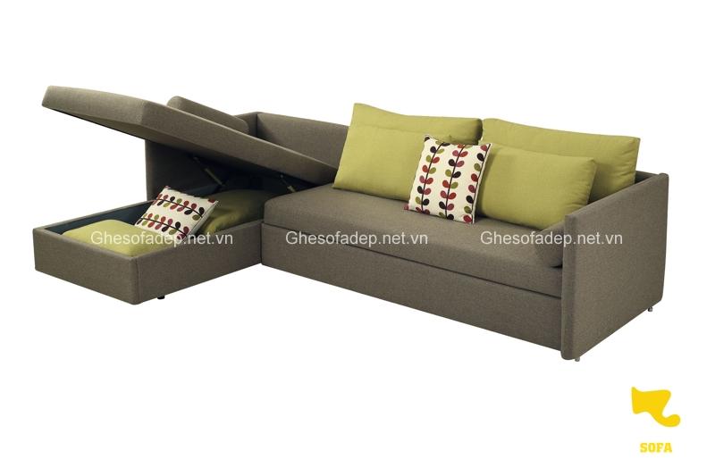 Không gian của bạn sẽ trở nên thu hút hơn khi có sự hiện diện của mẫu sofa giường này