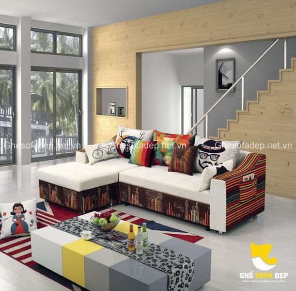 Để có một căn phòng khách khác biệt, trước tiên bạn cần chọn một mẫu sofa lạ mắt